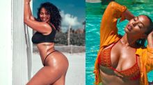 How this aspiring model went from a cleaner to a Sports Illustrated cover girl finalist