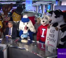 Kool-Aid Man, Mr. Peanut, Fudgie the Whale & friends kick off Advertising Week