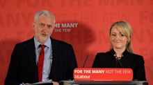 Jeremy Corbyn supporters back Rebecca Long-Bailey for next Labour leader
