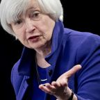 Yellen Isn't Buying Trump's Tax Cut Talk of an Economic Miracle