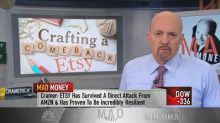 Cramer: Etsy is a buy after proving it can stave off Amaz...