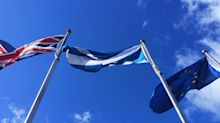 La bandera de la UE seguirá ondeando en Escocia tras el 'brexit' como ha ordenado su ministra principal