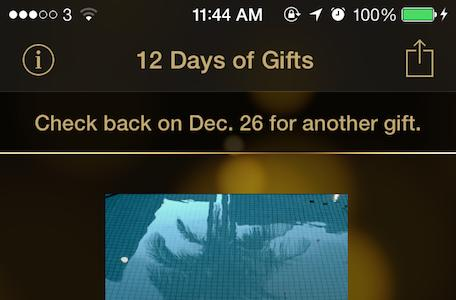 Apple offers '12 Days of Gifts' free single from Lorde 11 days early