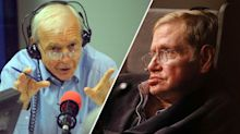 John Humphrys criticised for 'offensive' Stephen Hawking question on Today show