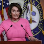 Nancy Pelosi and Sarah Huckabee Sanders Both Wore Pink Today, but the Similarities End There