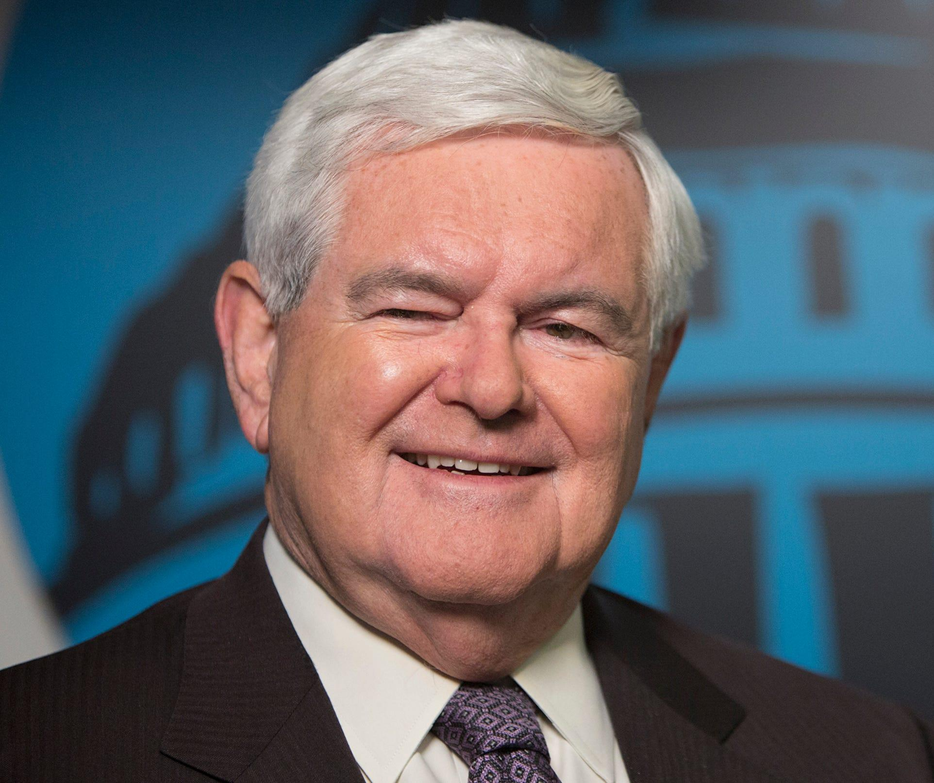 Newt Gingrich says slavery needs to be put 'in context,' calls 1619 project a 'lie'