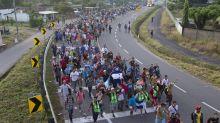 Ocho claves para entender lo que ocurre con la caravana de migrantes que viaja hacia EEUU