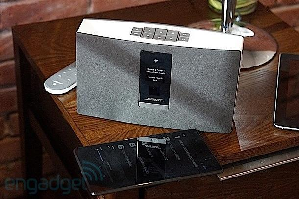 Bose intros SoundTouch WiFi music systems, makes home audio more like a car stereo