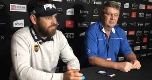 Golf - EPGA - Joburg Open : Louis Oosthuizen se coince les doigts à l'aéroport et déclare forfait