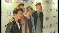 The Vamps chat skinny dipping with Ed Sheeran