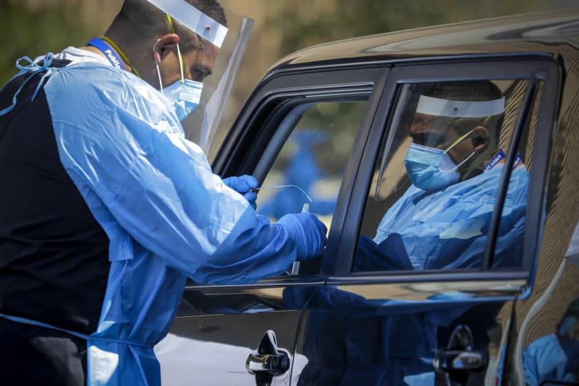 San Bernardino County cancels hundreds of coronavirus test ...