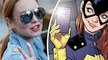 Lindsay Lohan is campaigning to play Batgirl