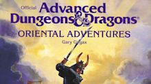 'Dungeons & Dragons' Book 'Oriental Adventures' Receives A Sensitivity Disclaimer