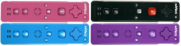 Nyko's 'Wand' controller easier to look at in different colors