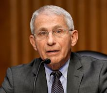 Fauci says the pandemic showed the 'undeniable effects of racism' on health and prospects for Americans of color