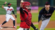 Cleveland Indians second baseman Cesar Hernandez, catcher Roberto Perez, & pitcher Zach Plesac named finalists for Gold Glove Awards