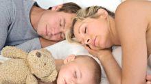 3 passos para seu bebê (e você) dormirem bem a noite toda