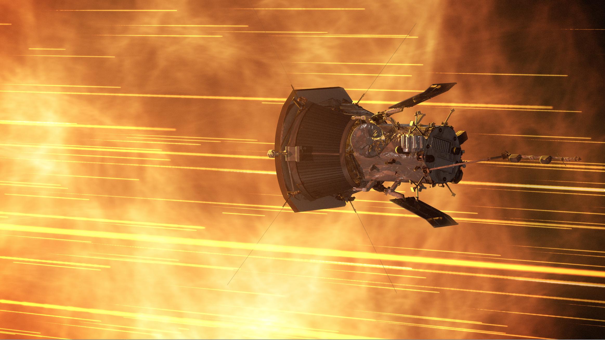 nasa sun mission - HD2327×1311
