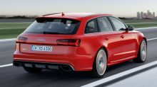Audi RS6 Avant has a good chance of being sold in America