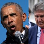 Joe Manchin's moderate voting rights compromise wins another big backer: Barack Obama