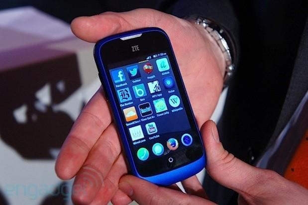 ZTE Open, the first Firefox OS phone for consumers, launches tomorrow for $90