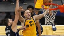 NBA-leading Jazz rebound from loss to beat Magic