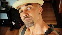 Shemar Moore, 49, leaves fans at a 'loss for words' with shirtless selfie