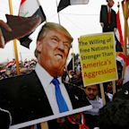 A quarter of a million Iraqis protested the US military's 'occupation' of their country