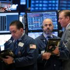 Dow, S&P 500 end choppy session down slightly