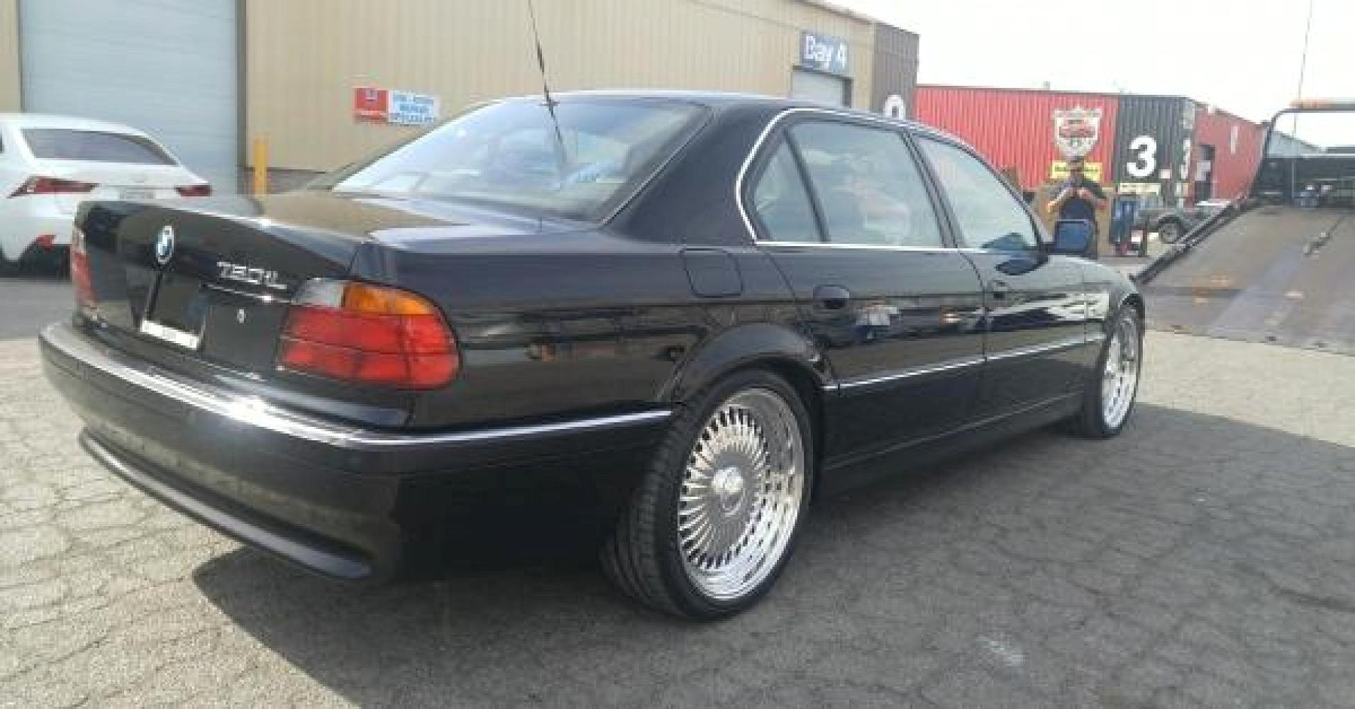 The Bmw Tupac Was Shot In Could Be Yours For 1 5 Million