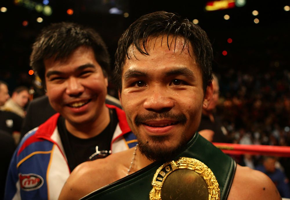 It will be Pacquiao's first fight in Australia - PA Archive/PA Images