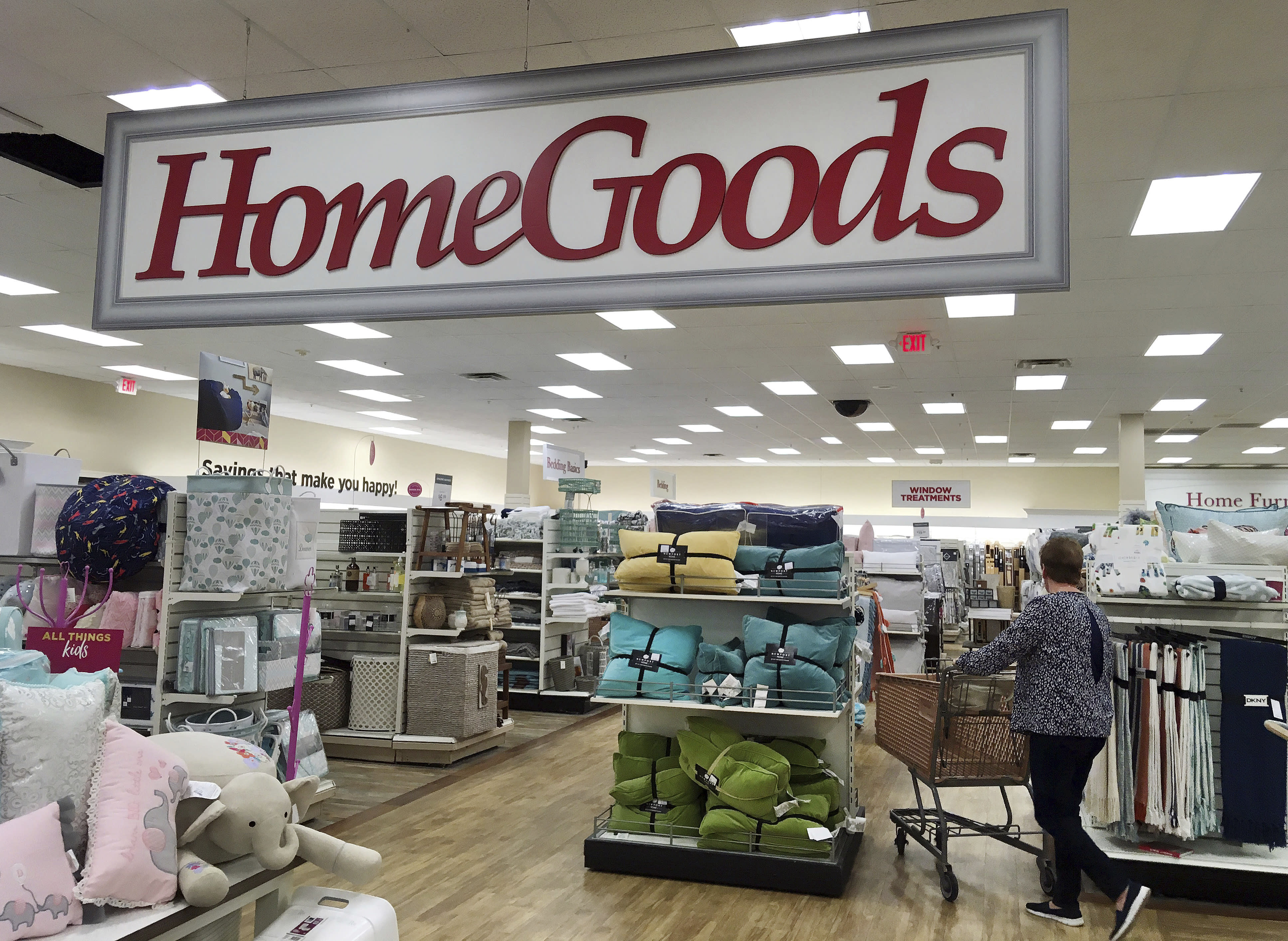 HomeGoods. HomeGoods is the most impressive retail story in America  Video