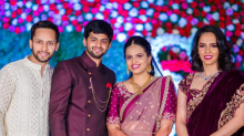 From Saina Nehwal to Kidambi Srikanth: Sai Praneeth's Reception Had Best of Badminton Fraternity in Attendance