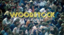 Woodstock by the numbers