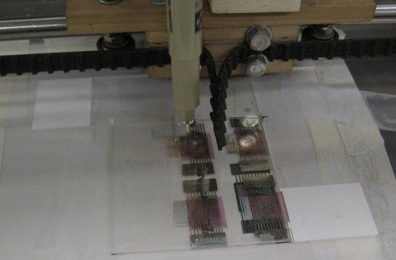 RepRap prints transistors, but fabs have little to fear