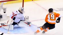 Flyers 3, Capitals 1: Gone streaking