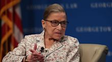 Ruth Bader Ginsburg Completes Radiation Treatment For Tumor On Pancreas