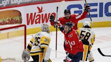 How a broken stick led to the Caps win over Pittsburgh