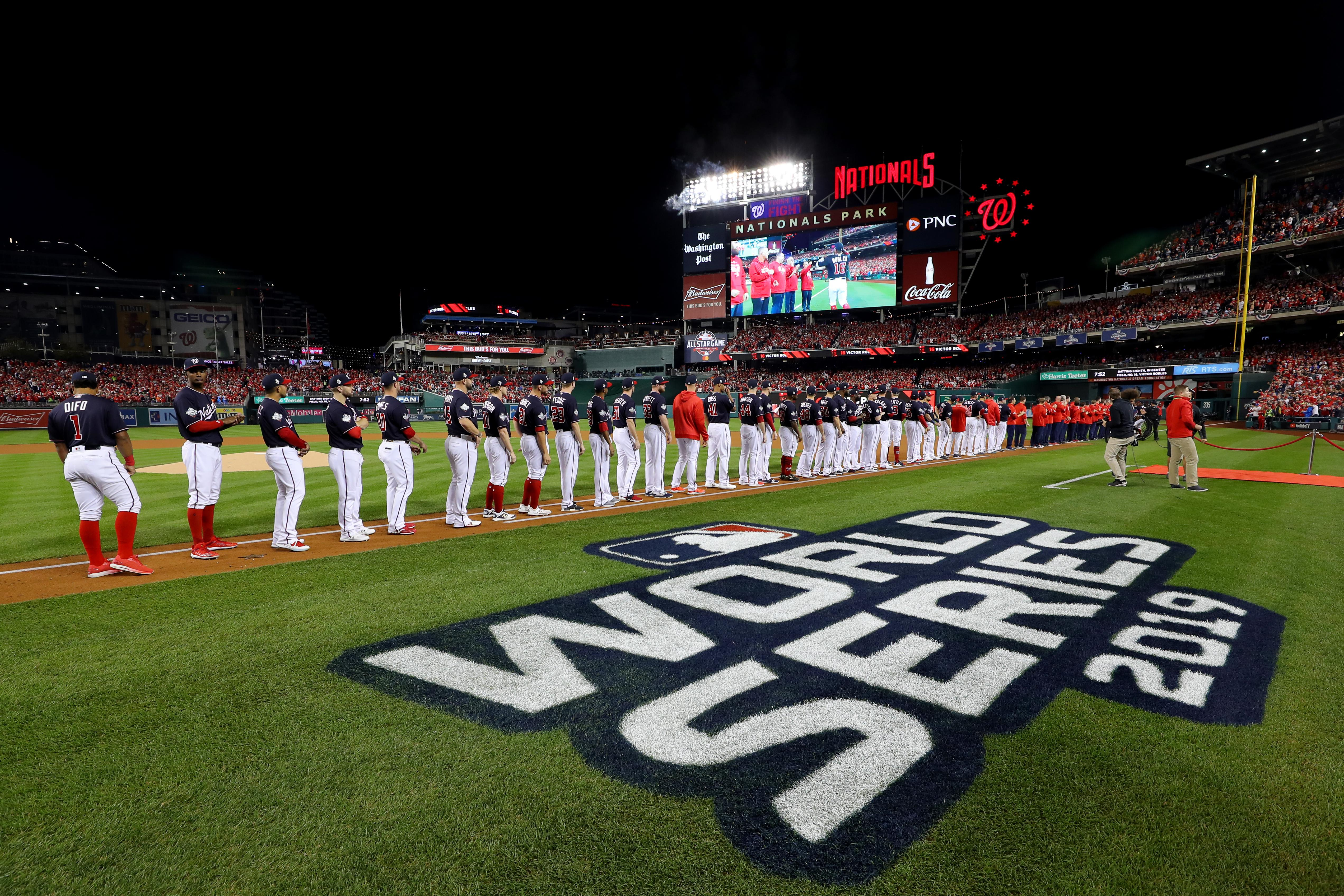 Mlb Weighing Overhaul To Playoff Structure Per Report
