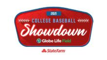 Details released for 2021 State Farm College Baseball Showdown