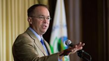 Mick Mulvaney: 'No Politician Is To Blame' For Mass Shootings