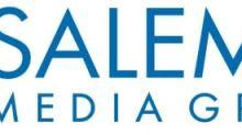 Salem Media Group, Inc. Announces First Quarter 2021 Total Revenue of $59.4 Million