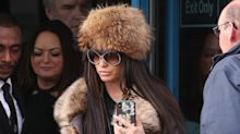 Katie Price unable to pay £1100 fine after being banned from driving