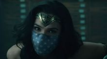 Wonder Woman, Harry Potter and other movie stars urge fans to 'mask up' in new PSA