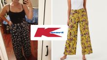 Popular Kmart PJs 'way too pretty' for bed