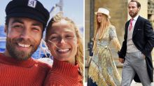 James Middleton engaged to girlfriend Alizee Thevenet