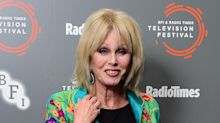 Joanna Lumley: I once applied for an Indian passport
