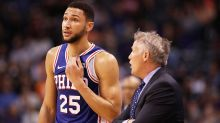 Ben Simmons reveals 'hurt' as 76ers sack Boomers coach