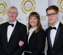 Only Fools and Horses star Nicholas Lyndhurst 'utterly grief stricken' following death of son Archie aged 19