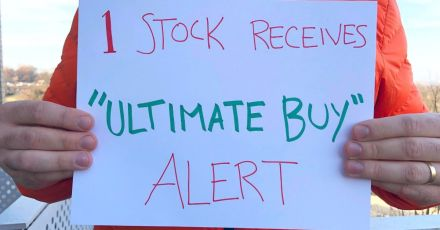 "Motley Fool Issues Rare ""Ultimate Buy"" Alert"